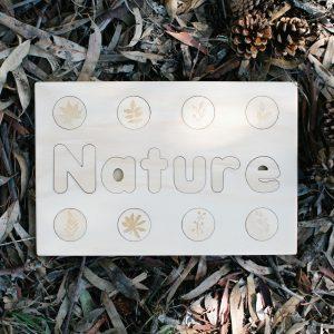 Nature Puzzle 01